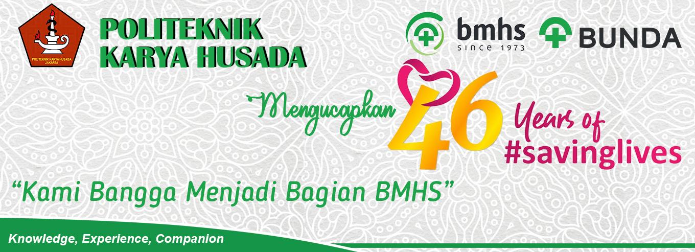 Dirgahayu_BMHS_46th_Politeknik_Karya_Husada